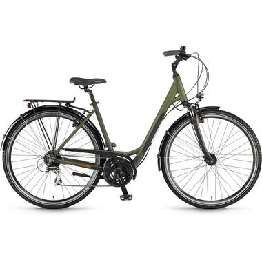 Vélo de Ville WINORA DOMINGO 24 WAVE Vert 2020